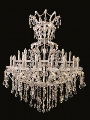 Lustre Cristal K9 31 lâmpadas