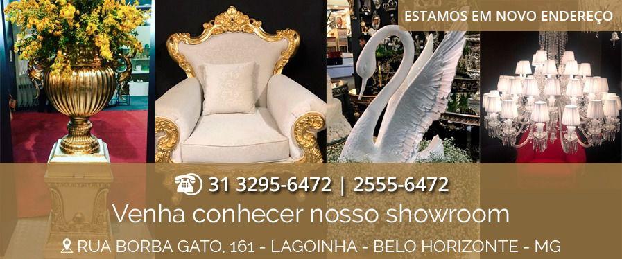 Banner Show Novo Endereço