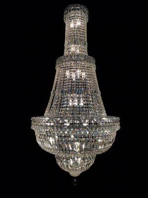 Lustre Cristal K9 32 lâmpadas